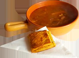 Maďarské polévky - Polévkárna od mámy
