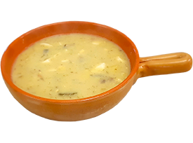 Bezmasé (vegetariánské) polévky - Polévkárna od mámy